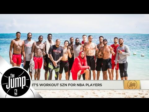 Carmelo Anthony is bonding with the Rockets: Will Melo help or hurt this season? | The Jump | ESPN