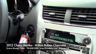 2012 Chevy Malibu - Walkaround And Test Drive - Milton Ruben Chevrolet