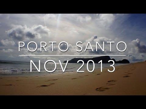Porto Santo - Timelapse - Nov 2013