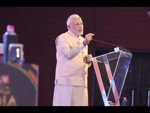PM Shri Narendra Modi's speech at News18's Rising India Summit. Mar 17, 2018