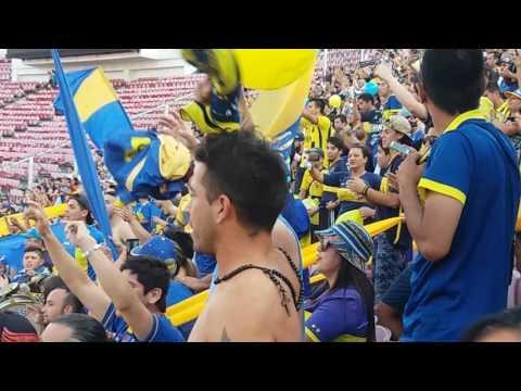 Salida EVERTON v/s cc 14/12/16 - Los del Cerro - Everton de Viña del Mar