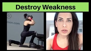 Destroy Weakness | Stretching Routine