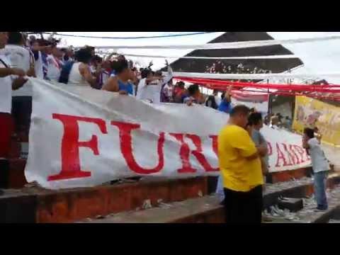 furia pampera en ciudad zopee - Furia Pampera - Luis Ángel Firpo