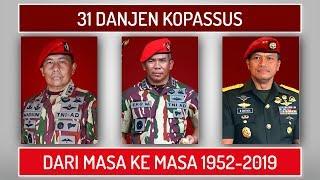 Video DANJEN KOPASSUS Komandan Jenderal Komando Pasukan Khusus TNI AD 1952 2019 MP3, 3GP, MP4, WEBM, AVI, FLV Juni 2019