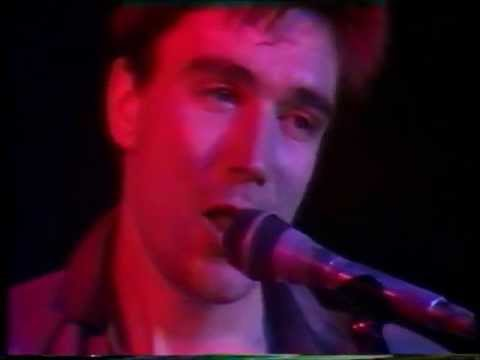 John Watts and The Cry: Interference (Live at Marquee, 1984)