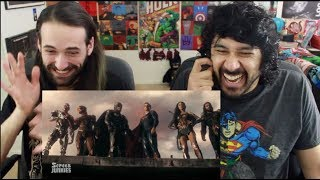 Honest Trailers - JUSTICE LEAGUE - REACTION!!! by The Reel Rejects