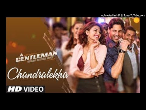 Chandralekha A Gentleman 2017 New Song