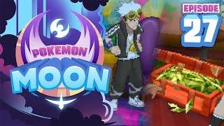 BUG CAPTAIN GUZMA!! -  Pokemon Sun and Moon Playthrough (Episode 27) by Tyranitar Tube