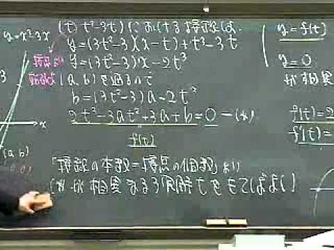 「代ゼミの数学講師「荻野暢也」先生の『おーん』な授業」のイメージ