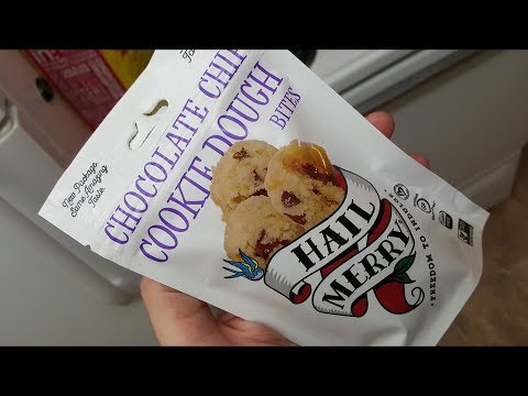 Hail Merry Chocolate Chip Cookie Dough Bites Review - WE Shorts