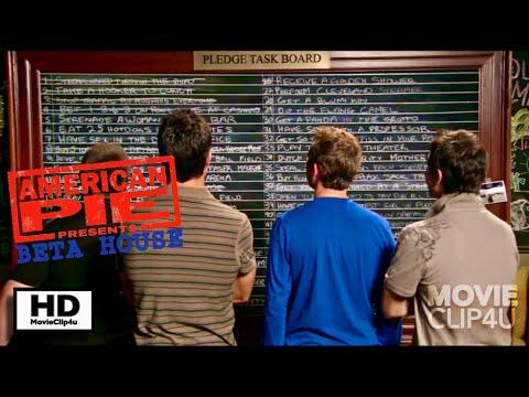 American Pie Presents: Beta House (2OO7) | 50 Task Mission | Hot Scene | MᴏᴠɪᴇCʟɪᴘ4ᴜ