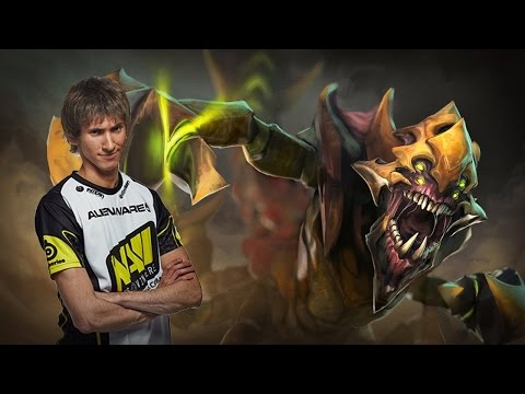 Dendi Sand King in Dota 2