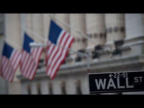 Trump: US stock plunge is