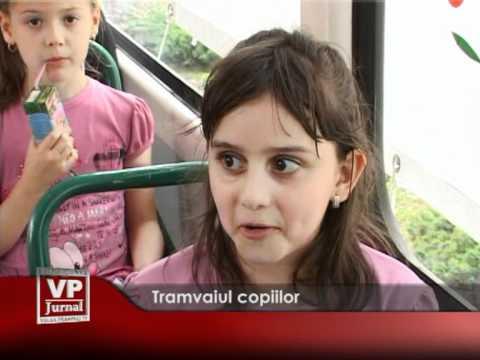 Tramvaiul copiilor