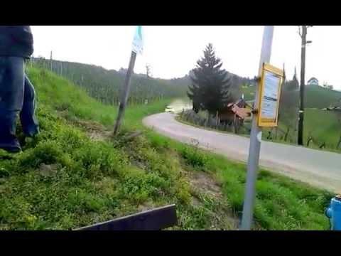 Rebenland Rallye 2014 big drift