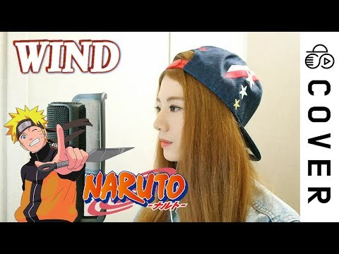 NARUTO ED 1 - Wind ┃Cover By Raon Lee