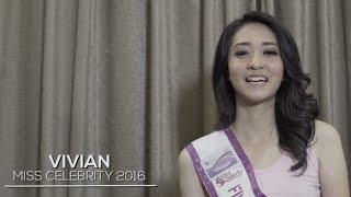 Vivian (Finalis Miss Celebrity 2016) - Pengen Jadi Designer