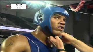 Anthony Joshua Learns from this Amateur Fight