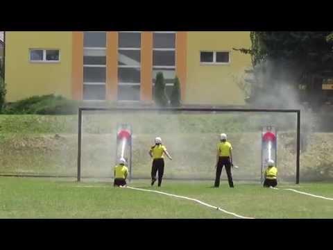 Hasičská soutěž Mirotice