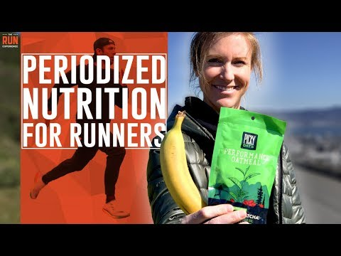 Periodized Nutrition For Runners  Part 1 - Overview