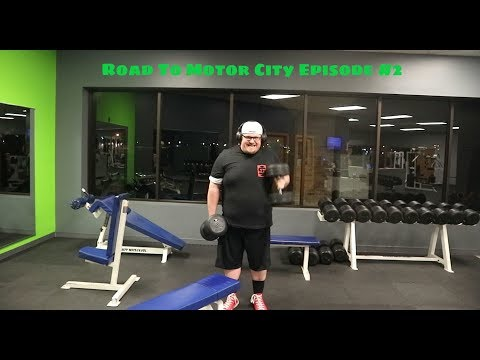 Road To Motor City Episode #2