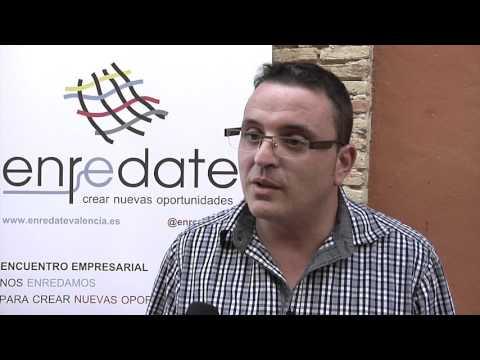 Entrevista a Ivan Martinez, Regidor Promoció Económica i Ocupació d'Alzira en Enrédate Alzira