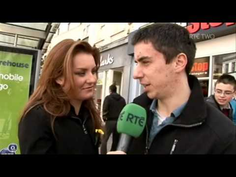 cork - Mairead Farrell asks the people of Cork what they think of the latest cougar trend and finds out who is the cougar of choice amongst its young people. Watch ...