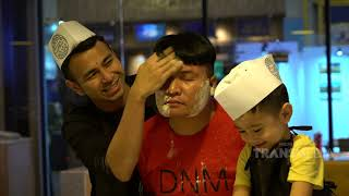Video JANJI SUCI - Keseruan Rafathar Bikin Pizza Bareng Raffi dan Gigi (14/4/19) Part 3 MP3, 3GP, MP4, WEBM, AVI, FLV April 2019