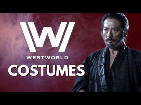 ⛩️ Westworld Costumes: Shogun World