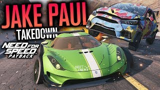TAKE DOWN JAKE PAUL!!! | Need for Speed Payback