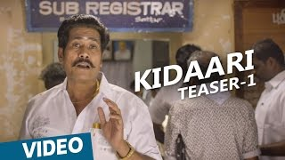 Kidaari Official Teaser 01