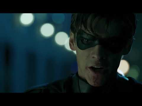 Titans trailer but somehow even edgier (видео)
