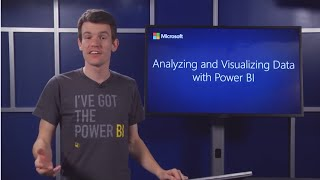 This video is part of the Analyzing and Visualizing Data with Power BI course available on EdX. To sign up for the course, visit: ...