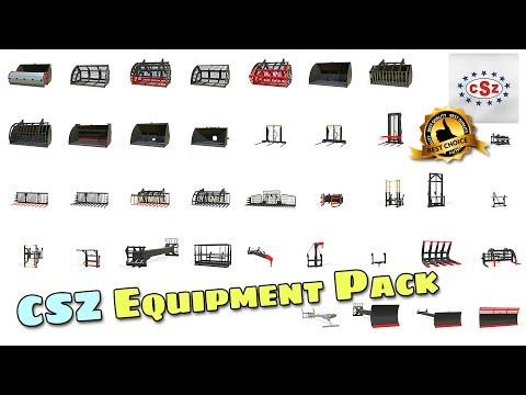 CSZ Equipment Pack v1.4.0.0