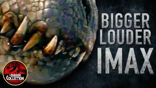 Bigger, LOUDER, IMAX 3D   Jurassic World Back by Popular Demand!   2015 HD Chris Pratt