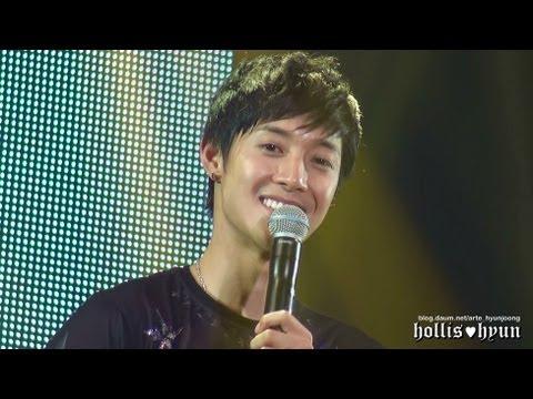130608 Kim Hyun Joong 김현중 – Happy Birthday(Talk) @ KHJ Show Party People