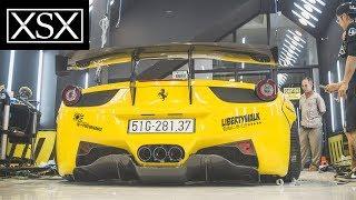 Video The Making Of: Ferrari 458 Italia Liberty Walk In Vietnam | XSX MP3, 3GP, MP4, WEBM, AVI, FLV Juni 2018