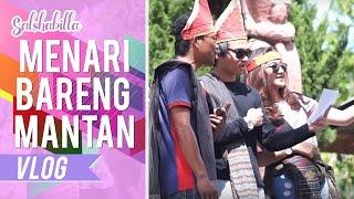 Video Salshabilla #VLOG - MENARI BARENG MANTAN (Pesona Danau Toba Part 2) MP3, 3GP, MP4, WEBM, AVI, FLV Juni 2017