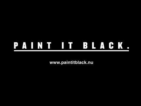 Paint it Black - Oisín Cantwell