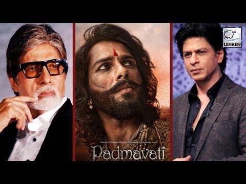 Why Bollywood Celebs Are Mum Over Padmavati Contro