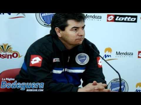 Rueda de prensa de Jorge da Silva