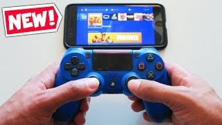 How to Play PS4 on iPhone with Controller (FREE & EASY)