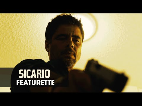 Sicario (Featurette 'Alejandro')