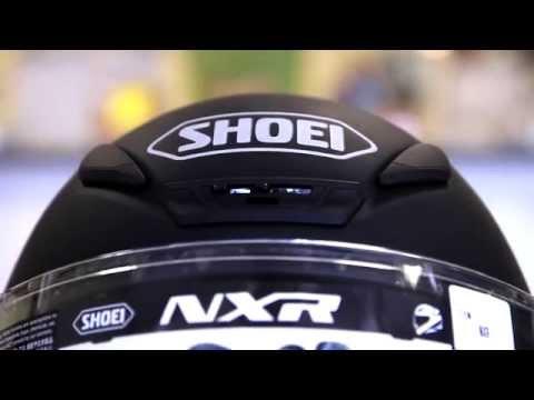 Shoei NXR Test [Deutsch]   Motorradhelm Test