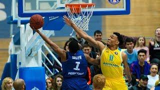 Ойын шолу ВТБ Бірыңғай лигасы: «Астана»— «Парма»