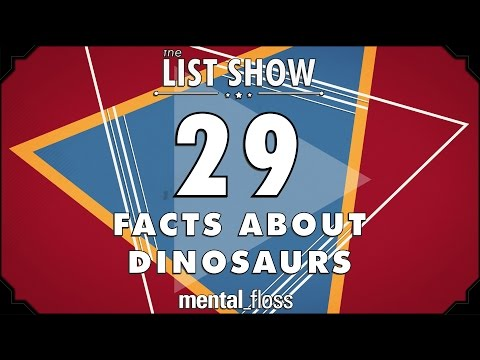 A Tremendous Collection of Facts About Dinosaurs