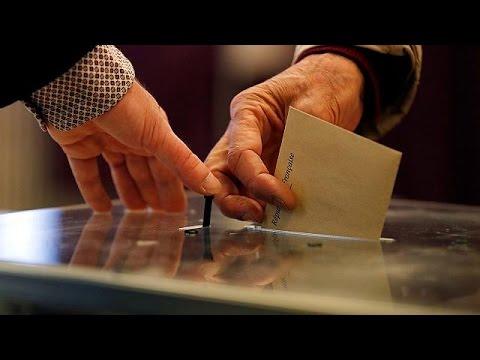Άνοιξαν οι κάλπες στη Γαλλία – Δρακόντεια τα μέτρα ασφαλείας
