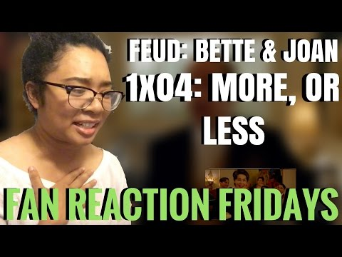 "FEUD Season 1 Episode 4: ""More, or Less"" Reaction & Review 