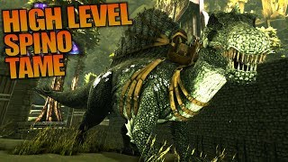 HIGH LEVEL SPINO TAME | ARK: Aberration | Let's Play ARK Aberration Gameplay | S01E15 • Kage848