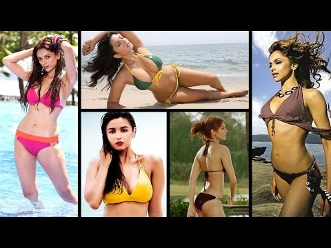 Bollywood's Bikini Babes!